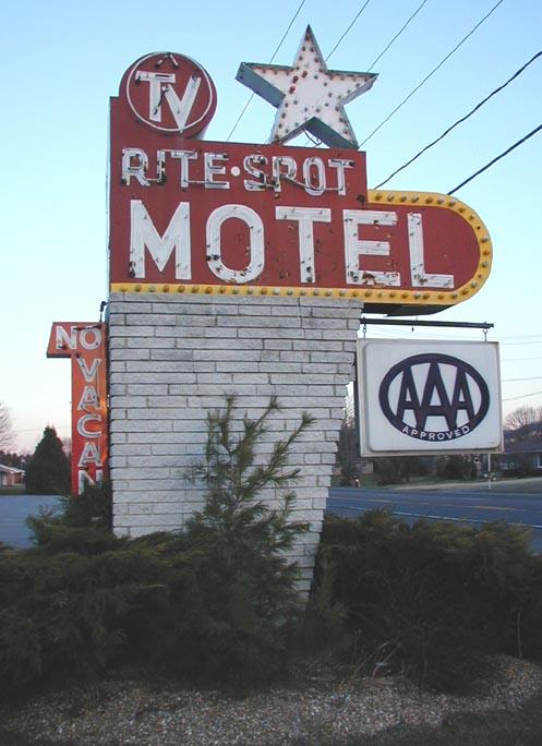Exceptional Everett, PA, Rite Spot Motel