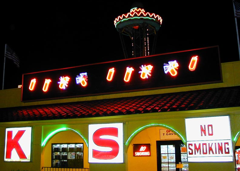 South Of The Border Started Out As A Beer Stand In 1949 And Has Grown Into  A 135 Acre Tourist Trap Par Excellence. Situated Just South Of The NC  Border, ...